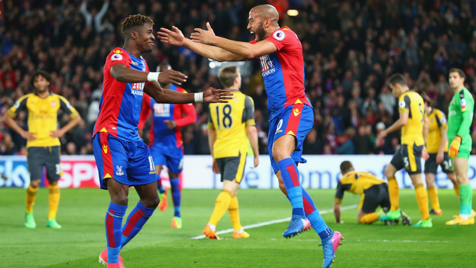 Arsenal es humillado por Crystal Palace