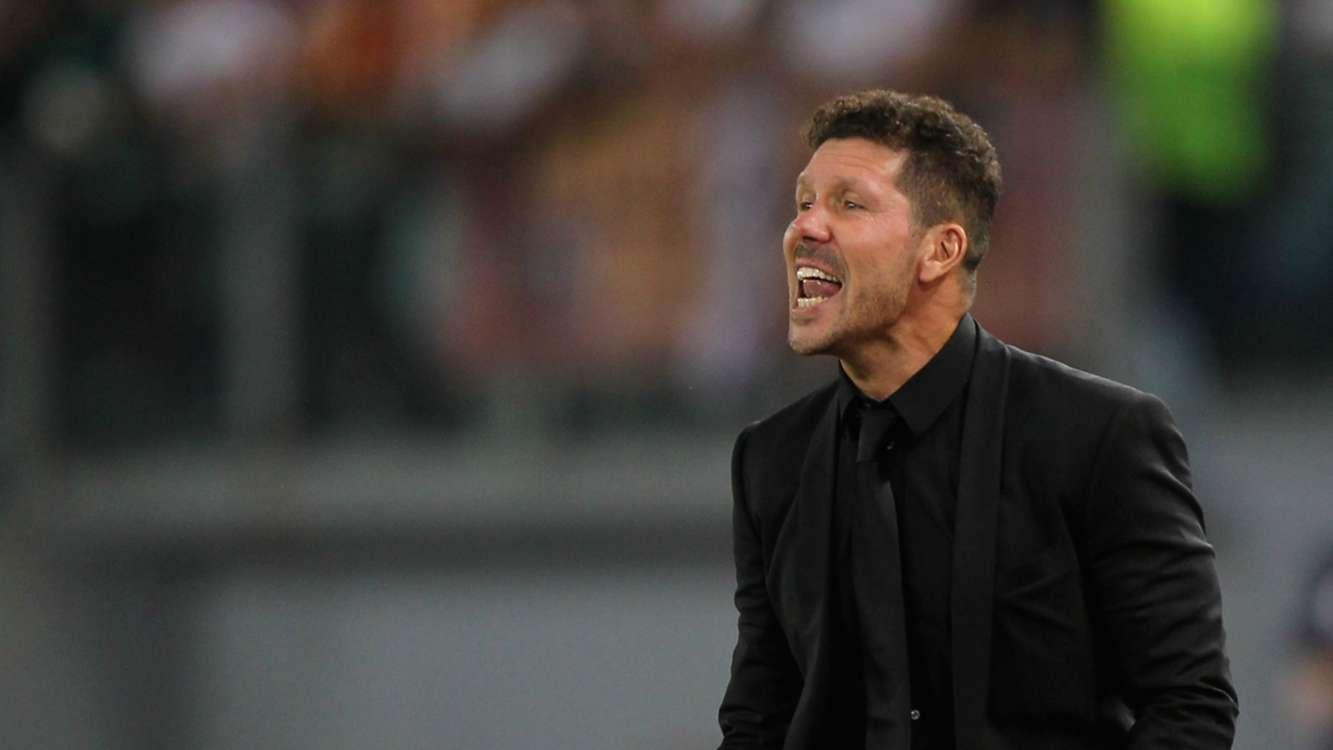 Atletico have improved despite transfer ban, says Simeone