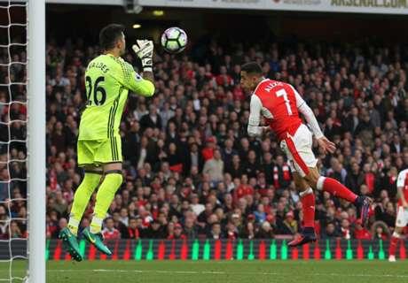 Amargo empate de Arsenal