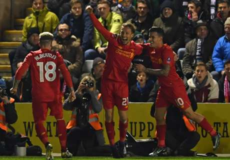 Liverpool Singkirkan Plymouth Argyle