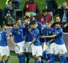 Italië wint bizar jubileumduel Buffon