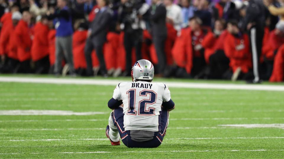 Tom Brady eager to return to the gridiron