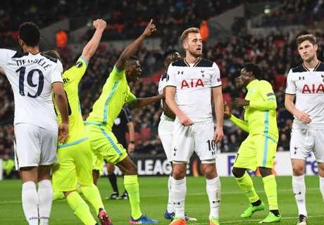 Tottenham falló en Wembley