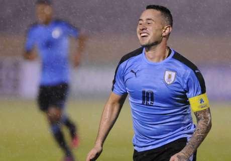 Uruguay derrotó a Italia con un golazo de Rodrigo Amaral