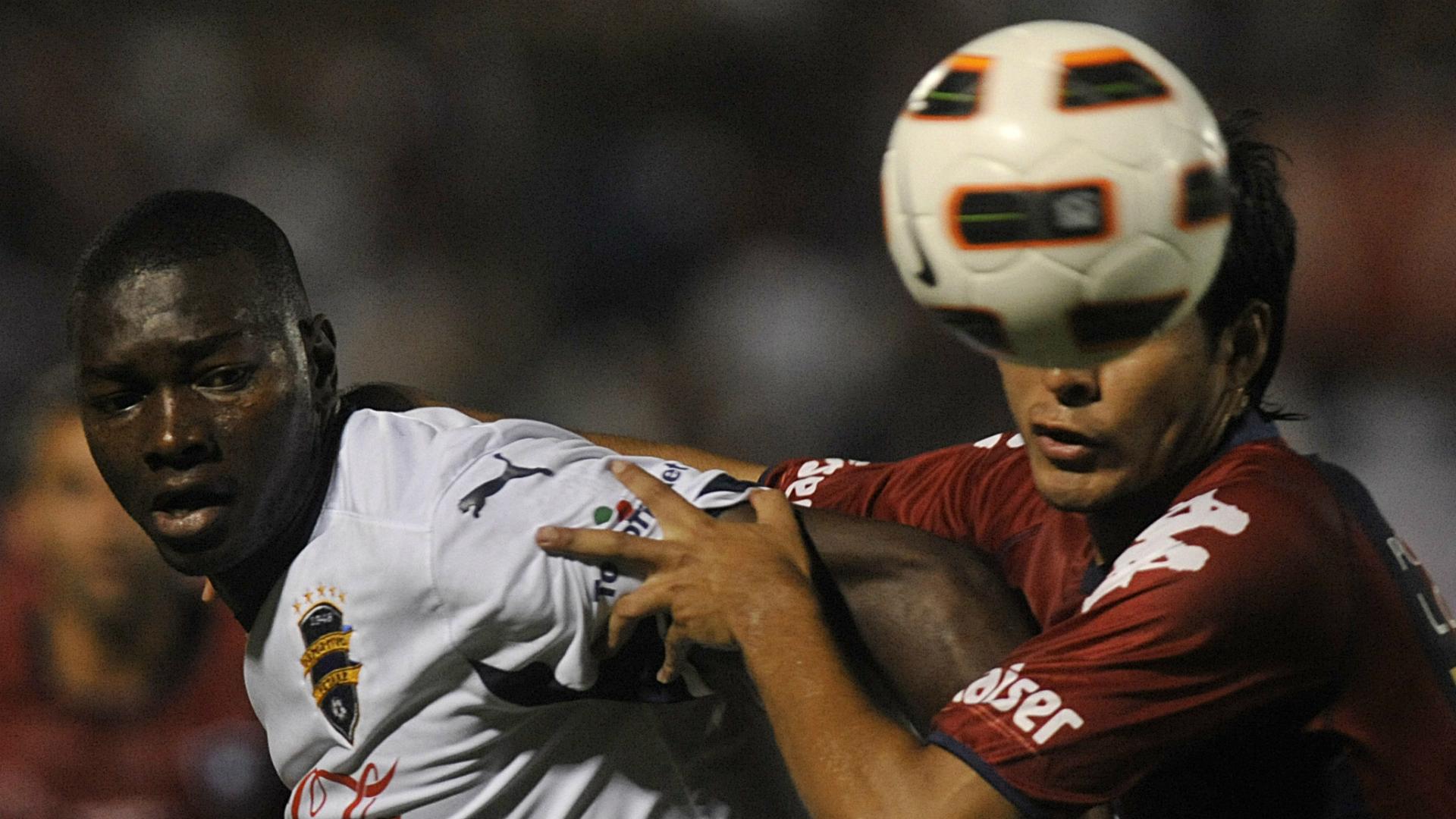 Víctor Guazá sufrió fractura de cráneo y fue operado