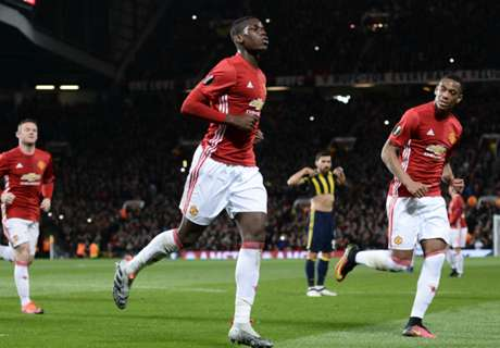 FT: Manchester United 4-1 Fenerbahce
