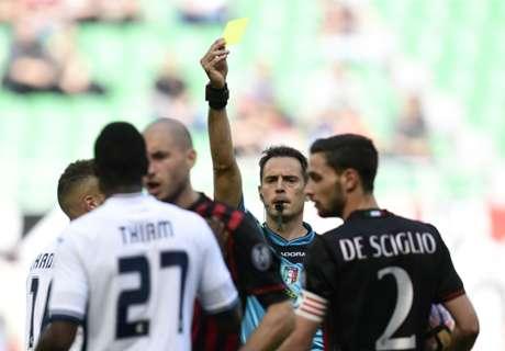 Empoli sorprendió a Milan
