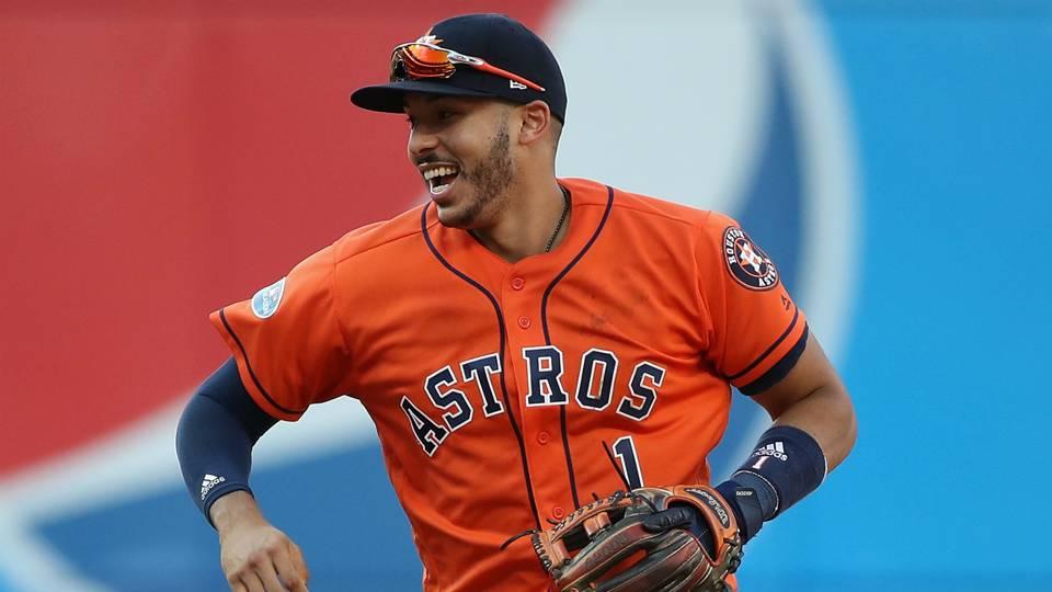 Houston Astros v Cleveland Indians Divisional Round 08102018