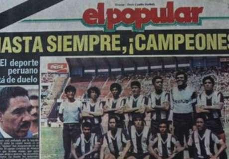 Alianza Lima abraza a Chapecoense