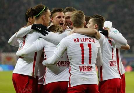 Ganó y le mete presión al Bayern