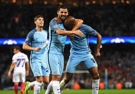 Puel backs Man City for title