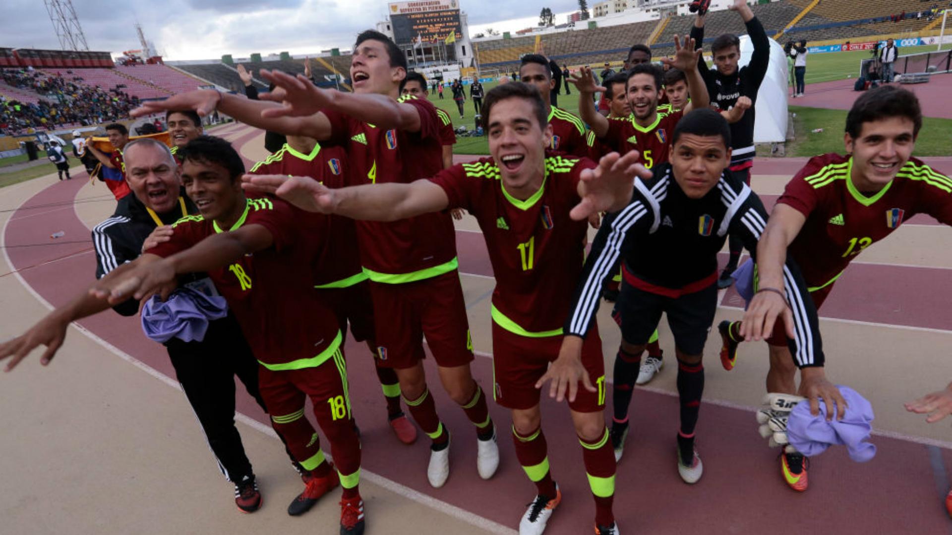 Venezuela sub-20 elimina a Japón; Portugal, a cuartos