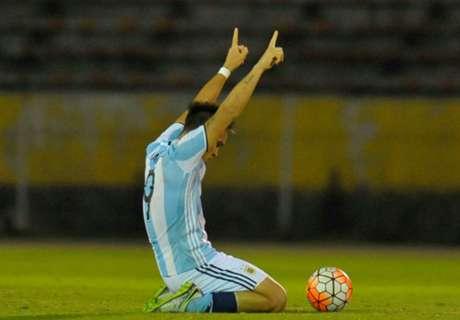 Argentina goleó a Guinea y sueña con 8vos.
