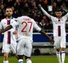 Lyon desató una fiesta de goles