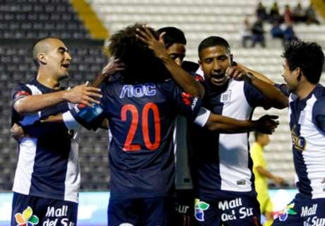 Alianza Lima es uno de los tres clasificados por Perú