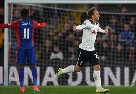 Tottenham, nueve al hilo