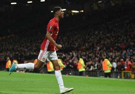 El United sufrió hasta el tiempo extra en Old Trafford para festejar