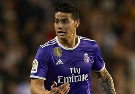 James: I'm more free with Colombia