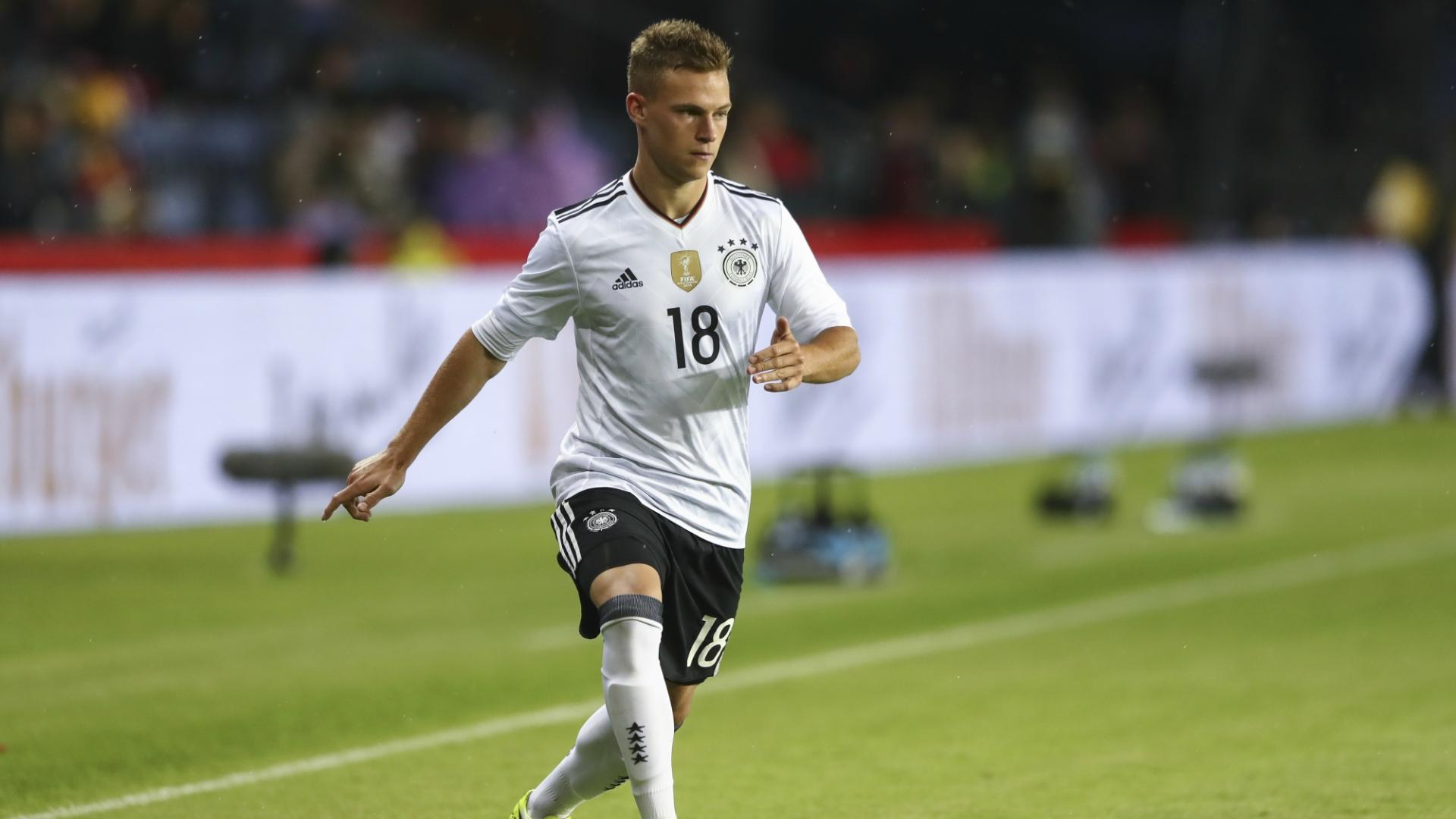 1-1. Una experimental Alemania logró empate casi agónico en Dinamarca