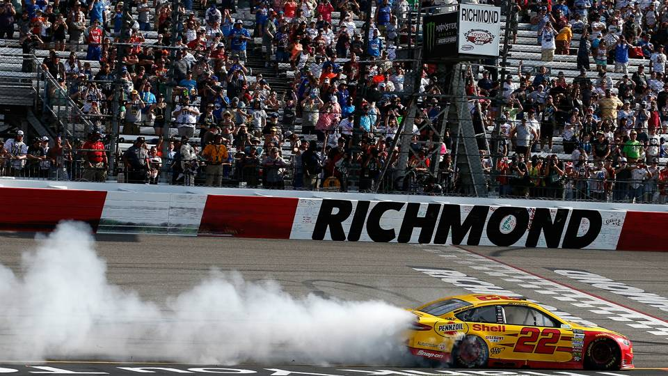 NASCAR Race Statistics at Richmond Raceway
