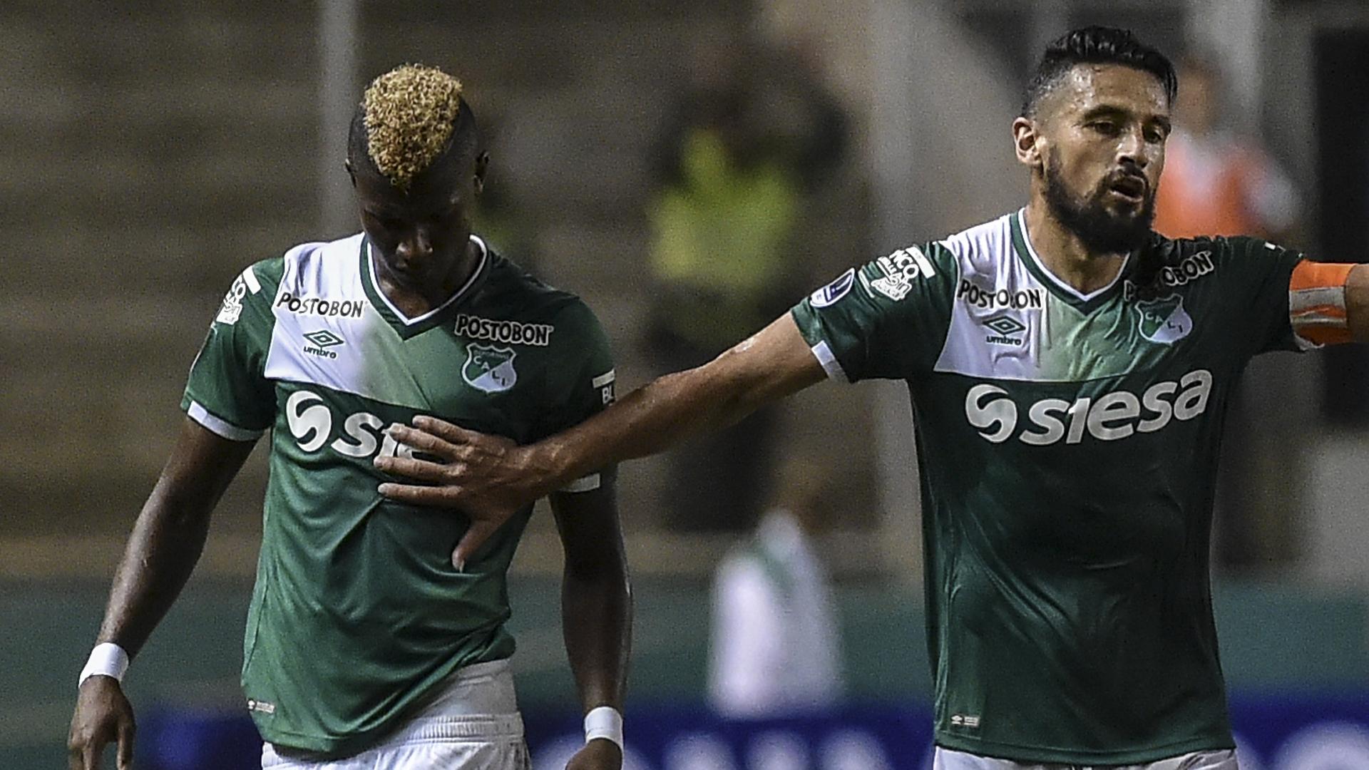 Nacional y Cali avanzaron a los cuartos de final — Copa Águila