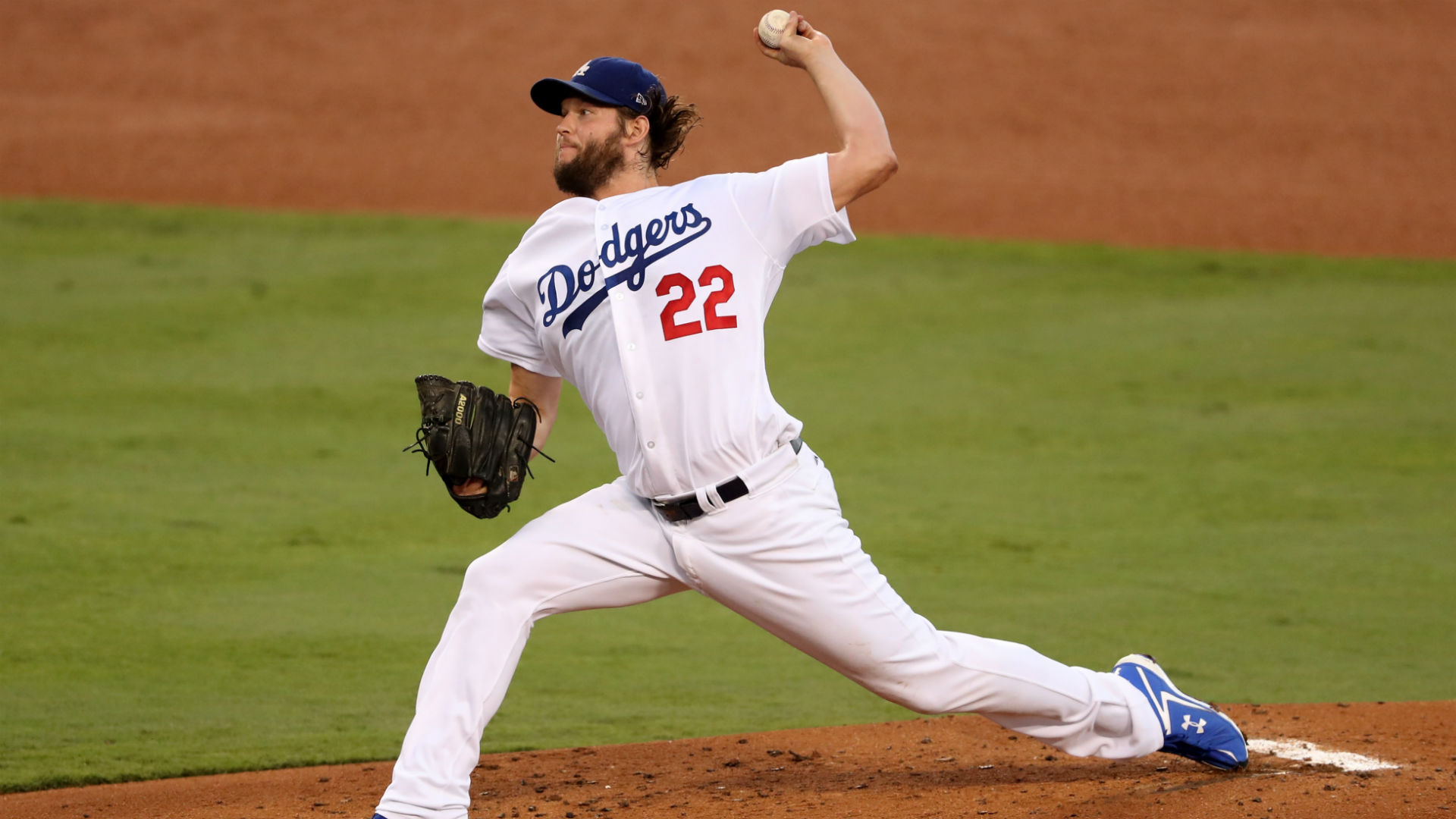 Clayton Kershaw could start Thursday after successful simulated game