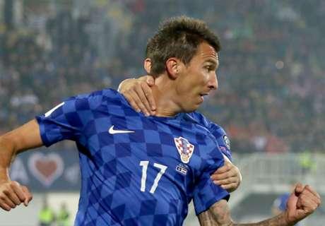 Croacia ganó por la mínima