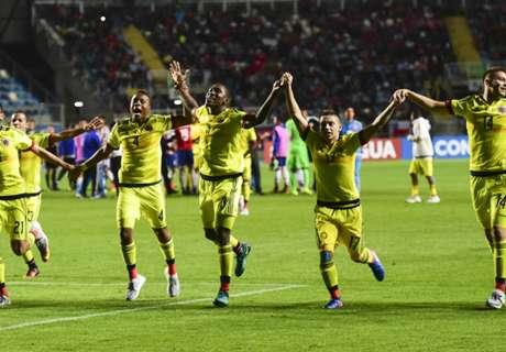 Colombia estará en el Mundial Sub 17