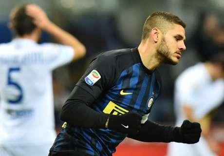 Apareció Icardi e Inter lo dio vuelta