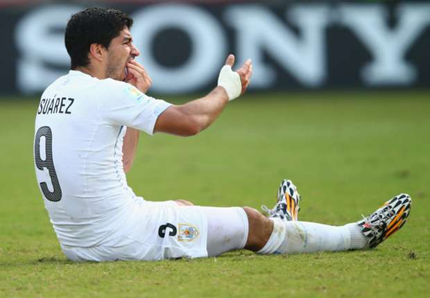 Fifa has treated Suarez unfairly, says Cavani
