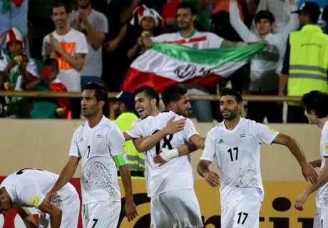 Irán se clasificó al Mundial