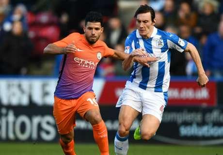 El City no pudo con Huddersfield