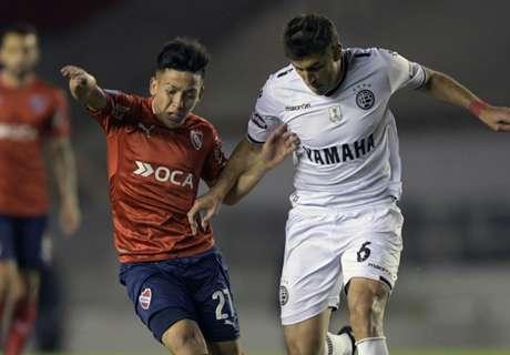 El Rojo y CASLA, sin Libertadores