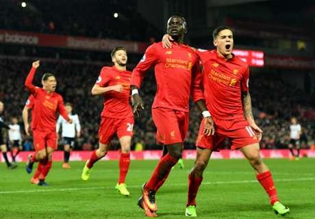 Liverpool, de la mano de Mané