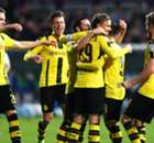 Dortmund goleó y se medirá al Bayern