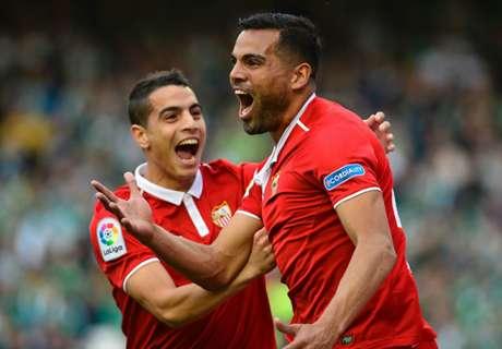 Sevilla ganó el clásico y es líder