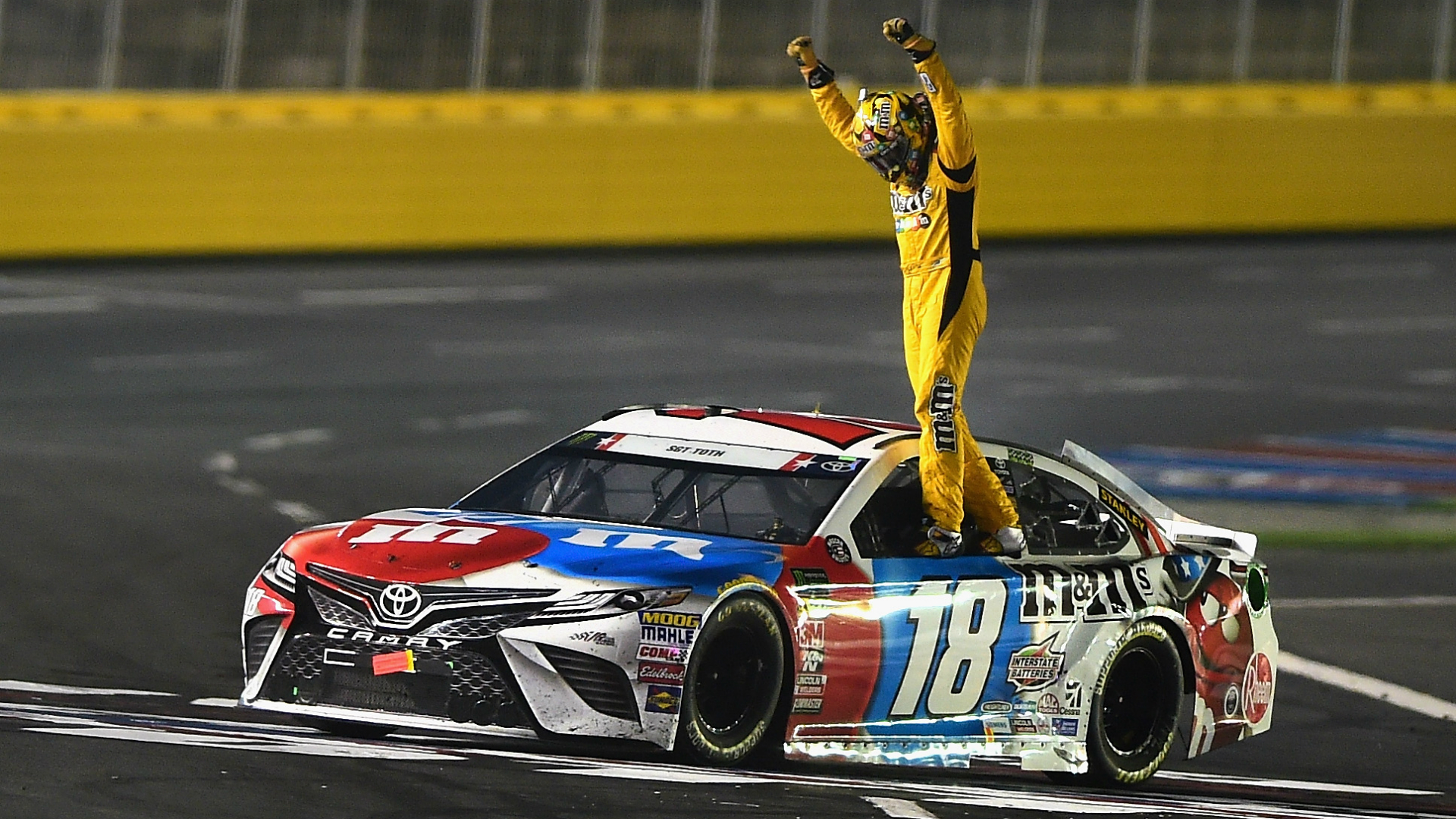 NASCAR Statistics and Results