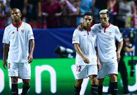 Sevilla superó por la mínima a Lyon