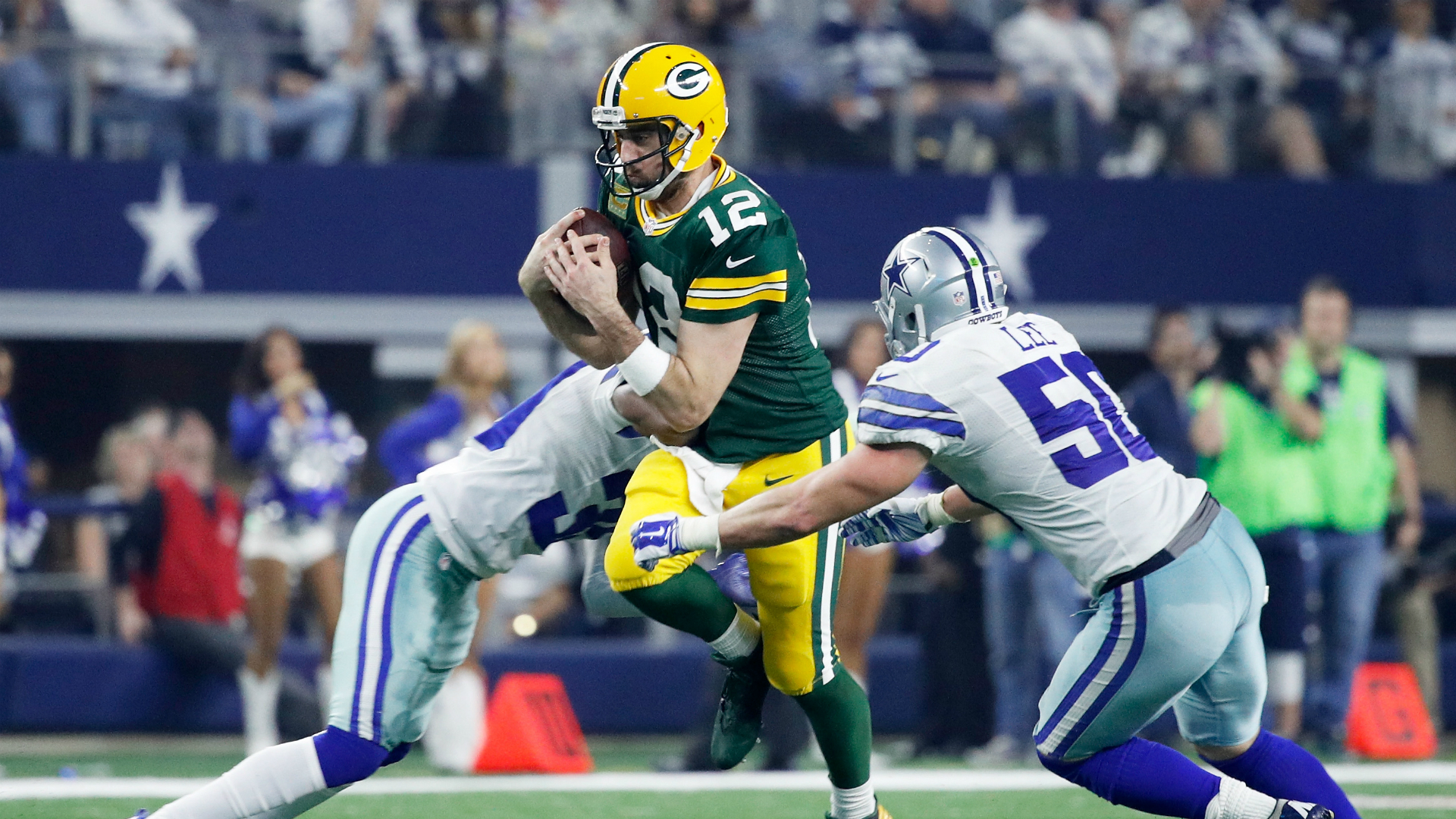 NFL Playoffs: Packers-Cowboys thriller sets TV ratings record for divisional round
