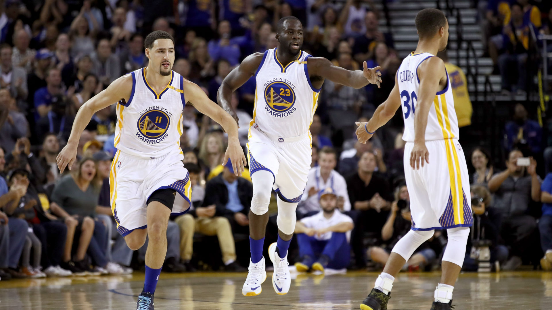 Warriors, Timberwolves to play pair of preseason games in China
