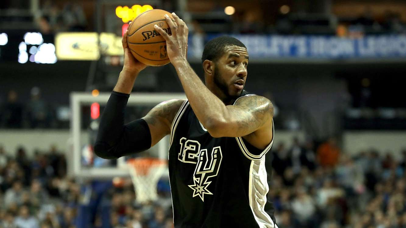 Spurs' Aldridge cleared to resume play after heart problems