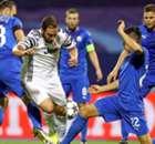 Ganó Juventus en Croacia