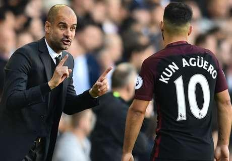 Guardiola y su reunión con Agüero