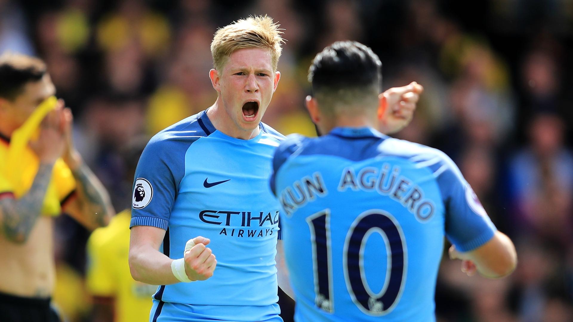 Agüero no podrá salir del Manchester City