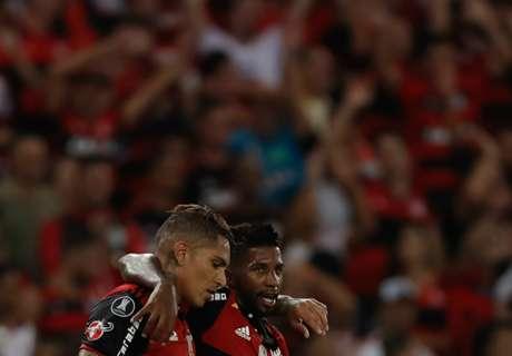 Guerrero marcó y Flamengo es campeón