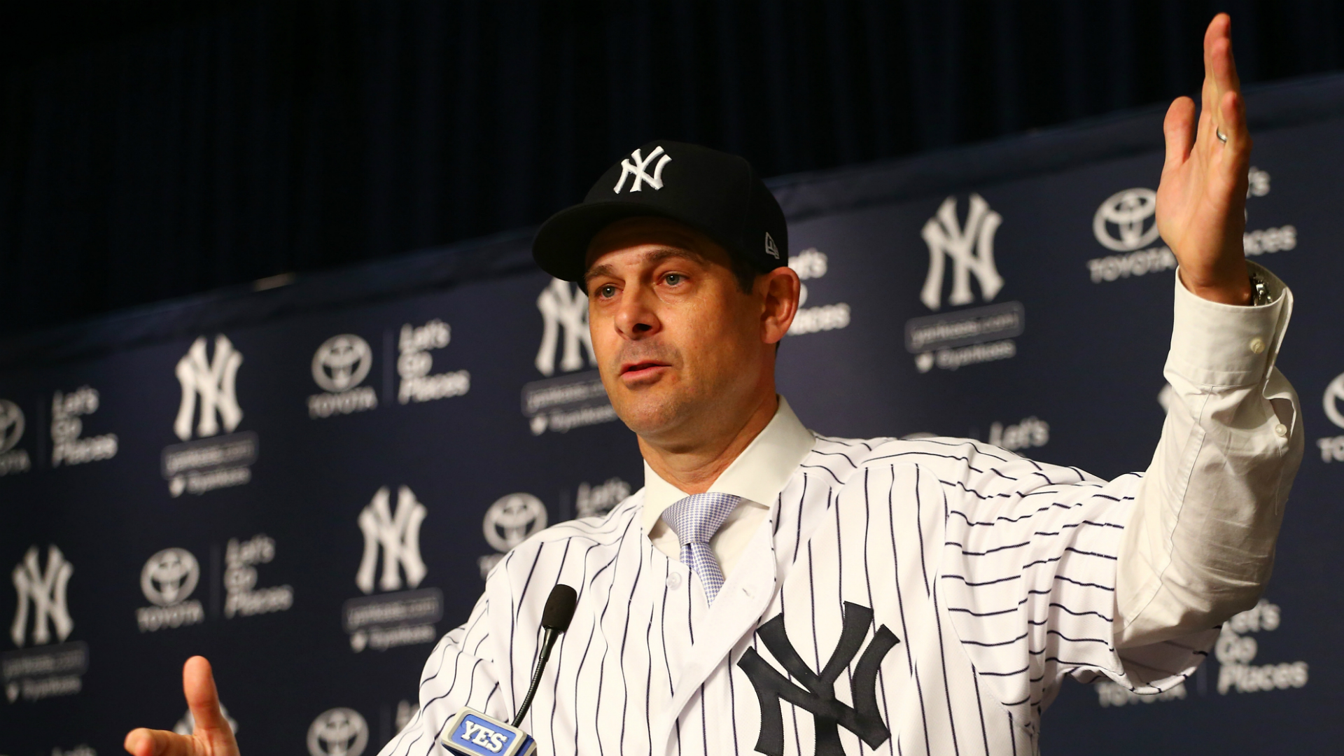 Yankees most improved team in AL, poll says
