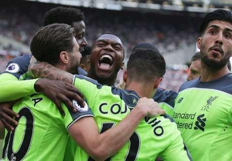 Liverpool mantiene su plaza en Champions