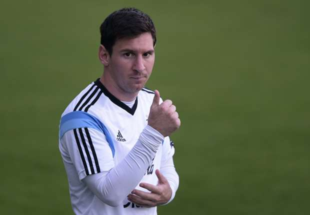 Messi is free to say what he likes - Sabella