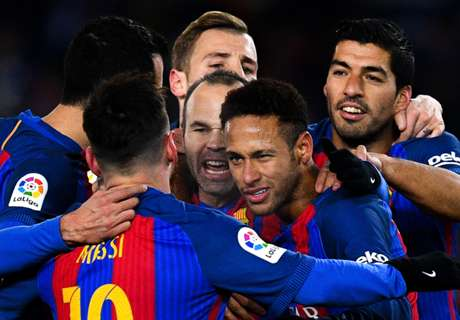 Barcelona saca ventaja mínima