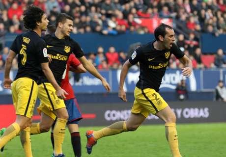 Atlético goleó como visitante